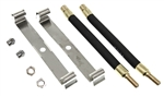 "Wheel Masters 8007 2 Hose Extender Kit For 16"" To 19-1/2"" Wheels"