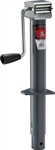 Bulldog 155157 A-Frame 2000 lb Side-Wind Trailer Tongue Jack