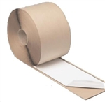 "CoFair Products Quick Roof Double White Roof Repair Tape - 6"" x 100'"