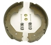 "Lippert 014-136451 10"" x 2.25"" Trailer Brake Replacement Shoe and Lining Kit"
