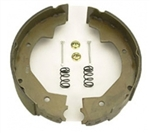 "Lippert 014-136444 12"" x 2"" Trailer Brake Replacement Shoe and Lining Kit"