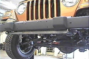 Blue Ox Jeep Wrangler Including Sport Base Plate