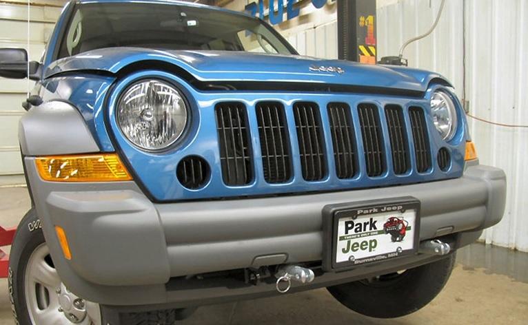 blue ox bx1122 jeep liberty base plate