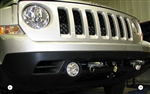 Blue Ox Jeep Patriot Base Plate