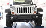 Blue Ox Base Plate BX1134 Jeep Wrangler Rubicon 10th Anniversary Edition 2013
