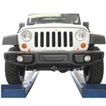 Blue Ox Base Plate 2014 - 2016 Jeep Wrangler Rubicon X (Includes Hard Rock Edition)