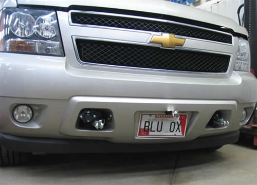 Blue Ox Base Plate Chevy Avalanche 1500 2007 - 2013