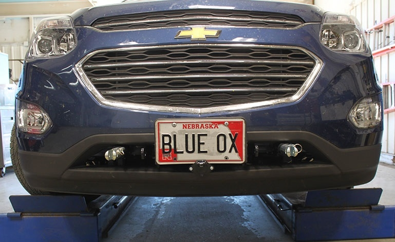 blue ox base plate bx1689 chevy equinox 2010