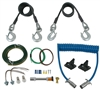 Towing Accessories Kit for Motor Home Mounted Tow Bars - 10,000 lb (Non Blue Ox)
