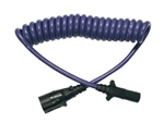 Blue Ox Electrical Coiled Cable