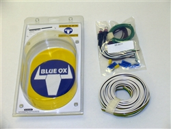 Blue Ox BX88267 LED Bulb And Socket Tail Light Wiring Kit - Red Bulbs