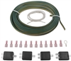 Blue Ox BX8848 4 Diode Taillight Wiring Kit