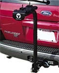 "Blue OX BXJR101-BXJR108 3 Position Bike Carrier with 1 1/4"" Receiver Mount"