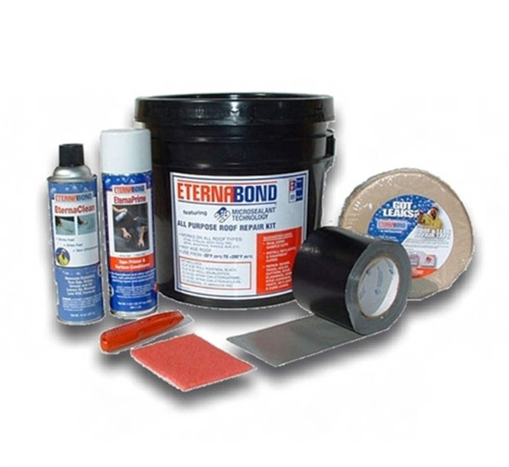 Eternabond Cfk 1 All Purpose Roof Repair Kit