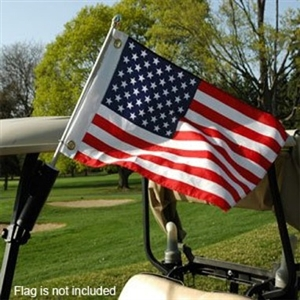 Flagpole To Go Golf Cart Flagpole