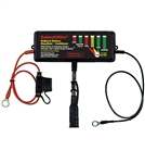 BatteryMinder OBD-36V OnBoard Battery Restorer Conditioner 36 Volt With Battery and Charging System Indicator