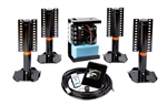 Bigfoot Wireless Leveling System Chevy 4500 Class C Motorhome