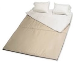RV Superbag RVQ-TP Tan Queen Sleep System 200 Count Sheets