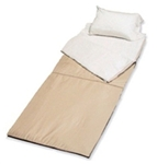 RV Superbag RVS-TP-SH310 Tan Single Sleep System 300 Count Sheets