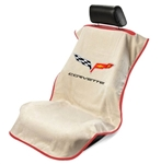 Corvette C6 Seat Armour Tan SA100COR6T