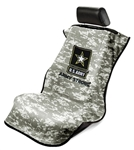 US Army Camo Seat Armour SA200USARMY