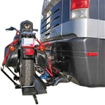 Blue Ox Motorcycle Carrier I