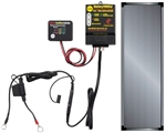 BatteryMINDer  Solar Charger Controller 12 Volt with 15 Watt Panel