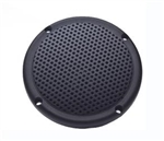 "PQN Enterprises SPA35-4GFDC Dual Cone Waterproof 3.5"" RV Outdoor Speaker - 2 Pack"