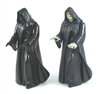 Star Wars Emperor Palpatine (Electronic Power F/X) Prototype First Shot Figure, POTF2, 1997, Kenner