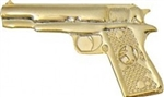 VIEW .45 Pistol Lapel Pin