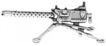 VIEW M1919 Machine Gun Lapel Pin