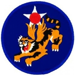 VIEW 14th Air Force Patch