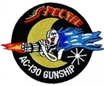 VIEW AC-130 Patch