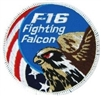 VIEW F-16 Patch
