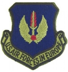 VIEW USAFE Patch