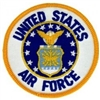 VIEW USAF Patch
