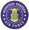 VIEW US Air Force Back Patch