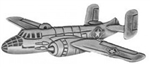 VIEW B-25 Lapel Pin