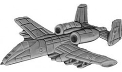 VIEW A-10 Lapel Pin