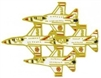 VIEW F-16 Lapel Pin