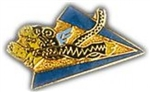 VIEW Flying Tigers Lapel Pin