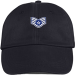 VIEW USAF Staff Sergeant Ball Cap