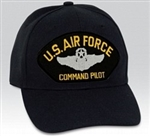 VIEW USAF Command Pilot Ball Cap