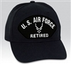 VIEW USAF Retired Ball Cap