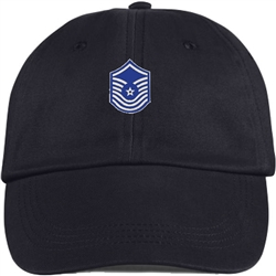 VIEW USAF SMSgt E8 Ball Cap