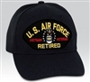 VIEW USAF Vietnam Veteran Retired Ball Cap