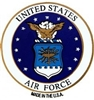 VIEW US Air Force Magnet