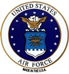 United States Air Force Magnet