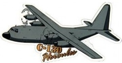 VIEW C-130 Magnet