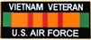 US Air Force Vietnam Veteran Magnet